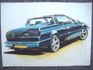 Cabrio poster